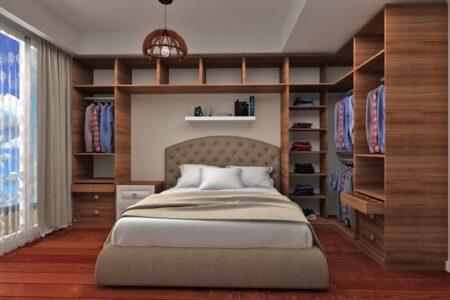 Gizlibahçe Konutları Özel Yatak Odası